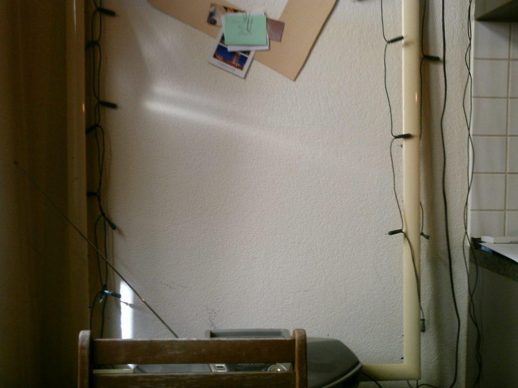 Bilder IV mit Wand